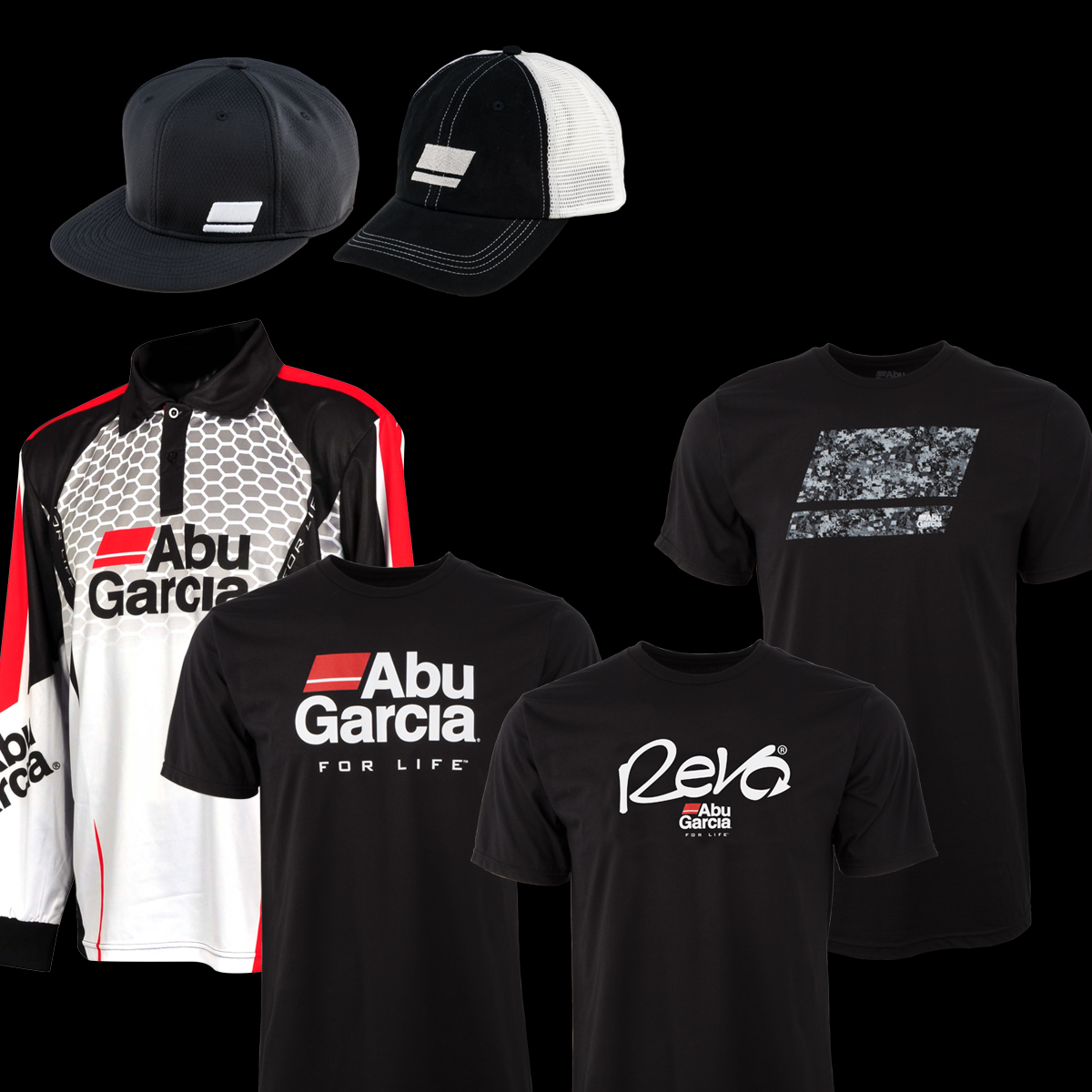 apparel abu garcia fishing